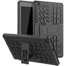 Samsung Galaxy Tab S6 Lite 10.4 dėklas Shock-Absorption juodas