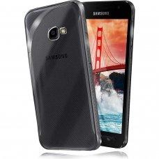 Samsung galaxy xcover 4 dėklas mercury JELLY CLEAR, Permatomas 0,6mm