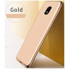 Samsung galaxy J5 2017 dėklas X-LEVEL GUARDIAN silikonas auksinis