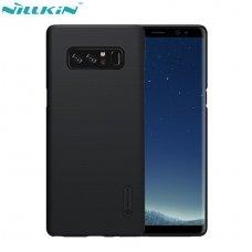 Samsung galaxy  NOTE 8 dėklas nillkin frosted PC plastikas juodas