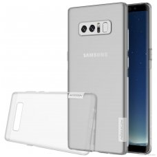 Samsung galaxy  NOTE 8 dėklas nillkin nature 0,6mm TPU permatomas