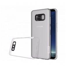 Samsung galaxy S8 Plus dėklas Nillkin Nature TPU 0,6mm skaidrus