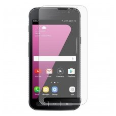 Samsung galaxy xcover 4 grūdinto stiklo ekrano apsauga Tempered Glass Premium iki išlenkimo