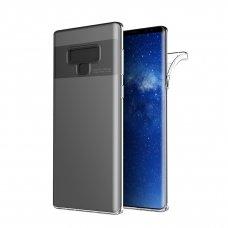 Akcija! Samsung  Galaxy note 9 X-level antislip permatomas skaidrus dėklas 0.8 mm silikonas