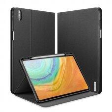 """Huawei MatePad Pro 10.8 atverčiamas dėklas """"Dux Ducis Domo"""" juodas"""