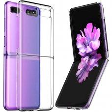 Samsung Z Flip dėklas Araree Nukin  skaidrus