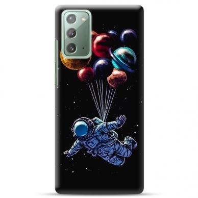 """Samsung Galaxy Note 20 TPU dėklas unikaliu dizainu 1.0 mm """"u-case Airskin Cosmo design"""""""