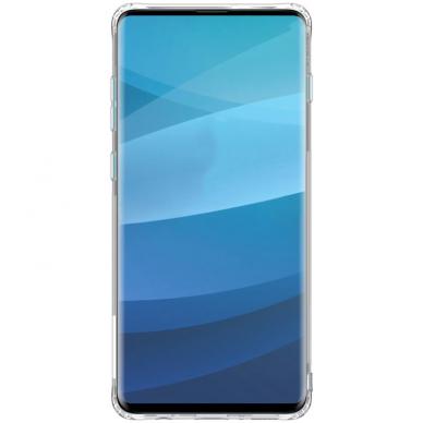 """Samsung Galaxy Note 20 TPU dėklas unikaliu dizainu 1.0 mm """"u-case Airskin Blue design"""" 2"""