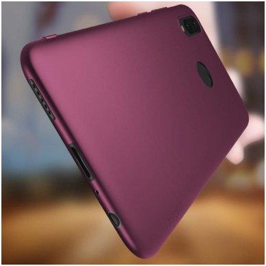 Huawei p smart 2019 dėklas X-LEVEL GUARDIAN silikonas bordo 3