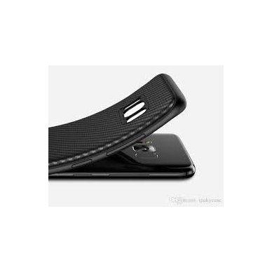 Samsung galaxy S8 plus  dėklas iPaky Slim Carbon TPU juodas 4