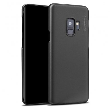 Samsung galaxy S9 dėklas X-LEVEL GUARDIAN silikonas juodas 2