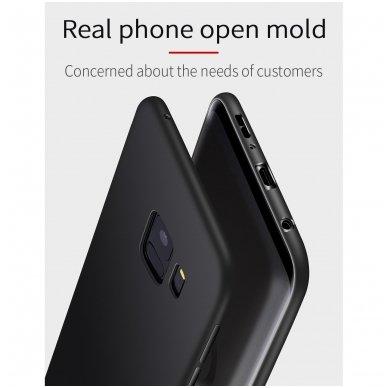 Samsung galaxy S9 dėklas X-LEVEL GUARDIAN silikonas juodas 7