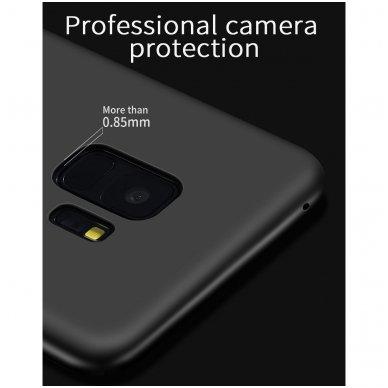 Samsung galaxy S9 dėklas X-LEVEL GUARDIAN silikonas juodas 8