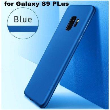 Samsung galaxy s9 plus dėklas X-LEVEL GUARDIAN silikonas mėlynas 2