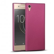 sony xperia x dėklas X-LEVEL GUARDIAN silikonas bordo