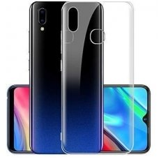 xiaomi redmi note 7  DĖKLAS HIGH CLEAR 1,0MM SILIKONAS SKAIDRUS