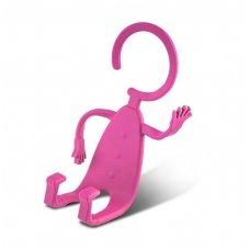 Universalus lankstus Laikiklis mob.telefonui rožinis