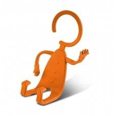 Universalus lankstus Laikiklis mob.telefonui oranžinis