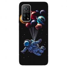 """Xiaomi Mi 10T / Mi 10T Pro TPU dėklas unikaliu dizainu 1.0 mm """"u-case Airskin Cosmo design"""""""