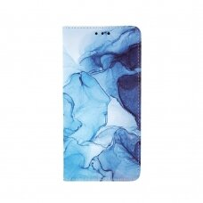 xiaomi mi 11 lite atverčiamas dėklas smart trendy marble 2