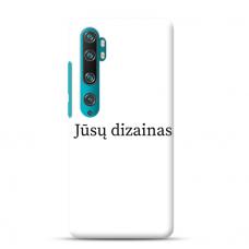 Xiaomi Mi Note 10/ Note 10 Pro TPU dėklas nugarėlė su jūsų dizainu. Dėklas gaminamas su jūsų pateikta nuotrauka