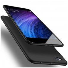 Xiaomi redmi 4A dėklas X-LEVEL GUARDIAN silikonas juodas
