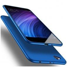 Xiaomi redmi 4A dėklas X-LEVEL GUARDIAN silikonas MĖLYNAS