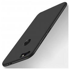 Xiaomi redmi 4X dėklas X-LEVEL GUARDIAN silikonas juodas
