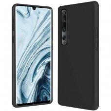 Xiaomi mi 10 pro dėklas X-LEVEL GUARDIAN silikonas juodas