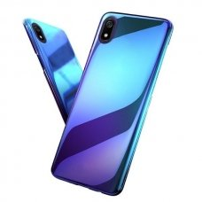 Xiaomi Redmi 7A Dėklas Blueray TPU mėlynas