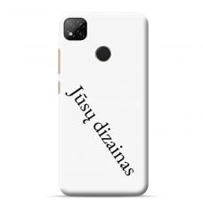 Xiaomi Redmi 9C dėklas nugarėlė su jūsų dizainu. Dėklas gaminamas su jūsų pateikta nuotrauka