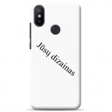 Xiaomi Mi A2 (Mi 6x) dėklas nugarėlė su jūsų dizainu. Dėklas gaminamas su jūsų pateikta nuotrauka