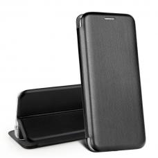 Xiaomi Redmi Note 8T atverčiamas dėklas Book elegance odinis juodas