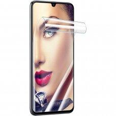 """akcija!Samsung Galaxy A12 Ekrano apsauginė plėvelė """"Hydrogel"""""""