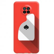 """Xiaomi Redmi Note 9T TPU dėklas unikaliu dizainu 1.0 mm """"u-case Airskin Ace design"""""""