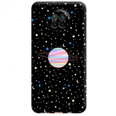 """Xiaomi redmi note 9T TPU dėklas unikaliu dizainu 1.0 mm """"u-case Airskin Planet design"""""""