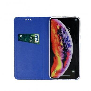 Iphone 7 / Iphone 8 atverčiamas dėklas SMART TRENDY Peacock 2